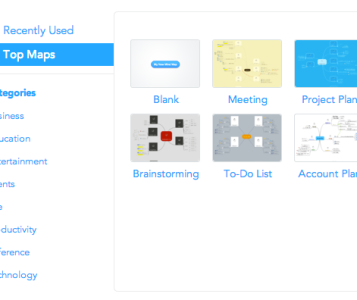 mapas mentais mindmeister ferramentas inteligentes
