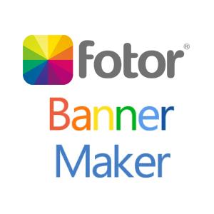 editor fotor banner maker