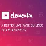 Desenhar Páginas WP Elementor Page Builder