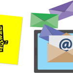 E-mail marketing em 4 passos