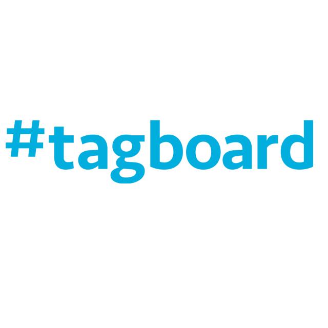 Estatísticas de Hashtags Tagboard.com