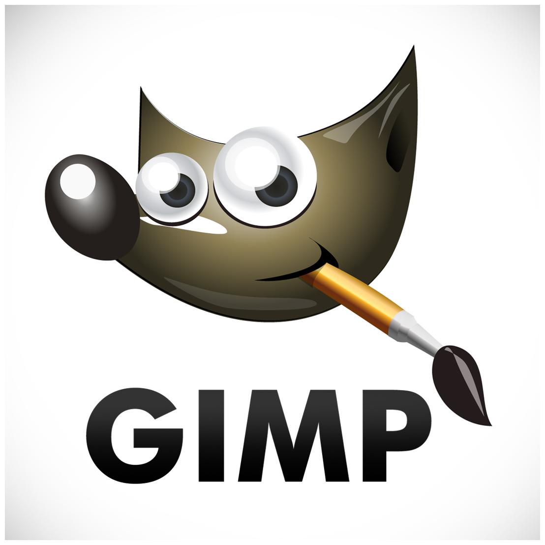 Resultado de imagem para gimp logo