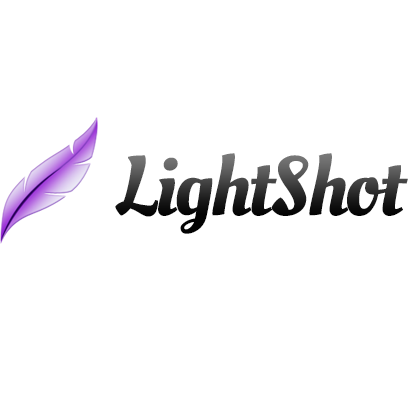 Selecionar Captura de Tela Lightshot