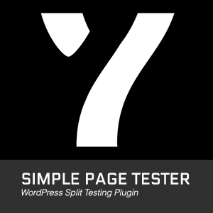 Teste AB de Páginas em WordPress Simple Page Tester