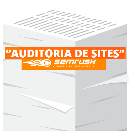 Análise Técnica SEO Auditoria de Sites SEMRush