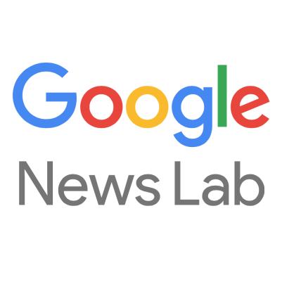 Ferramenta do Google para jornalistas Google News Lab