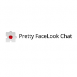 Chat Animado no Facebook Pretty FaceLook Chat