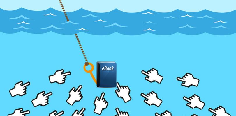 5 passos para criar uma isca digital com um e-book