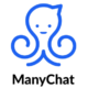 Chatbot Grátis para Facebook Manychat