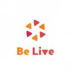 Ferramenta para transmissões ao vivo Be Live