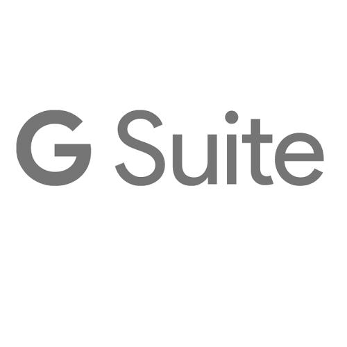 Pacote de Produtividade G Suite