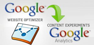 Google Websites Optimizer foi substituído pelo Google Content Experiment