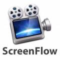 Gravação e Edição de Vídeos em Mac ScreenFlow