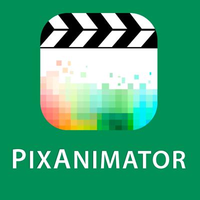 Criar loops de vídeos com fotos PixAnimator