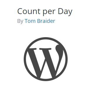 Plugin de estatística para site Count per Day