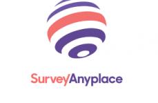 Pesquisa interativa Survey Anyplace
