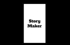 Editor de Stories Story Maker