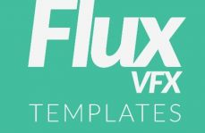 Templates do After Effects Flux VFX