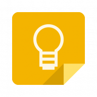 Lembretes do Google Google Keep
