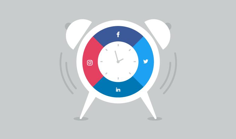 agendamento em mídias sociais