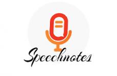 Gravar voz em texto SpeechNotes