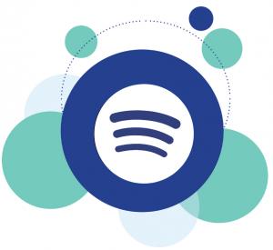Dimensões de imagens para Spotify