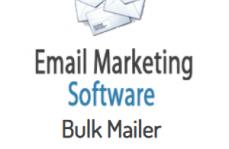 Software E-mail Marketing em Massa Bulk Mailer