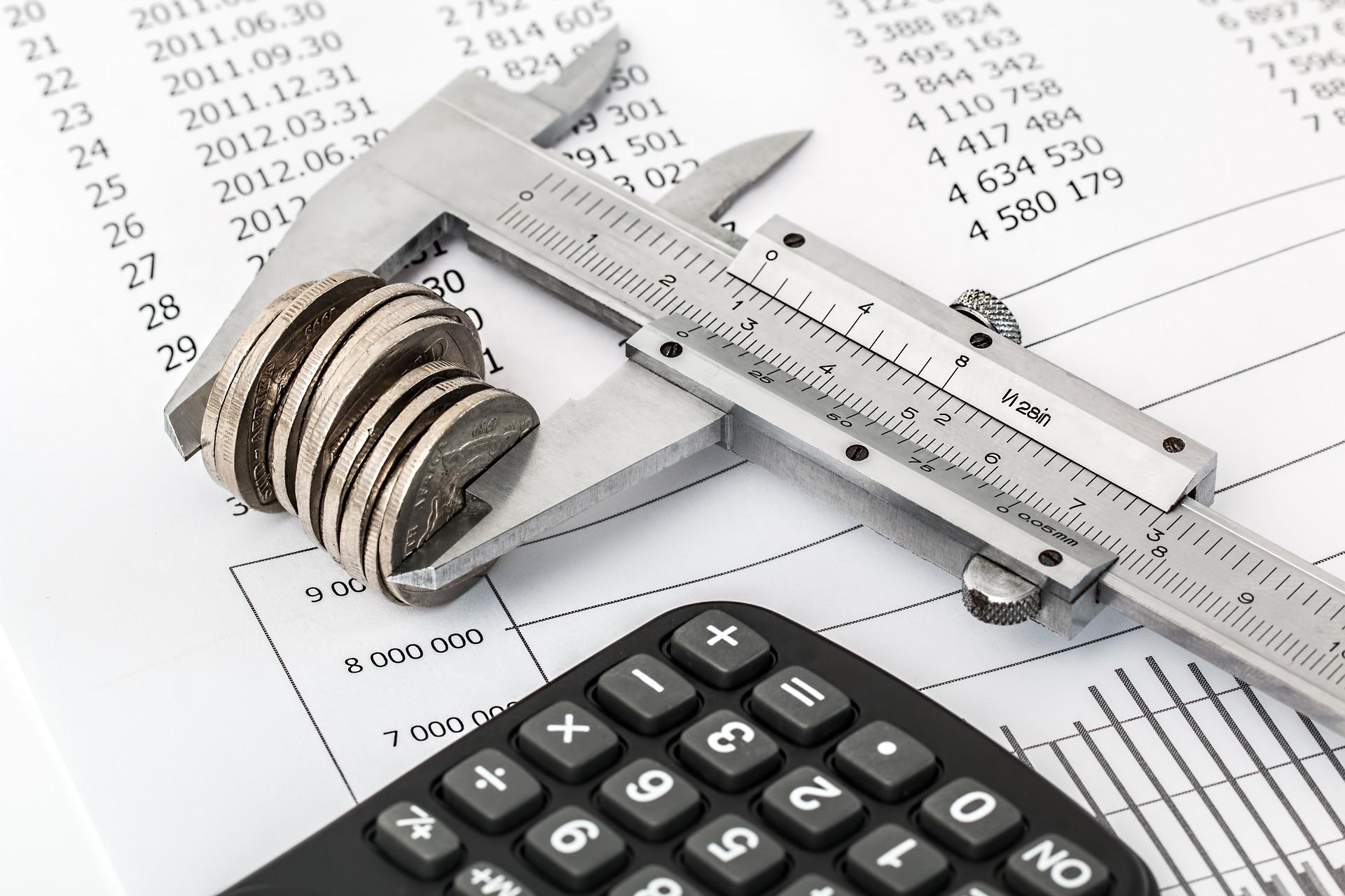 controle de orçamento